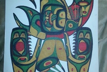 FirstNationArt / This is to showcase my Northwest First Nations art / by Richard Lawton