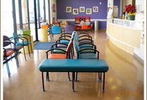 Pediatric Office Design Ideas / by Karla Rodriguez
