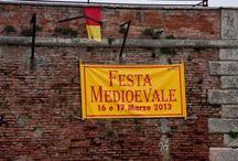 XIII Grande Festa Medievale 16-17 marzo 2013 / di Castello Bevilacqua