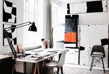 Office Inspiration  / by Elise Hibbard
