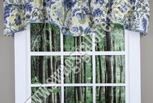 Waverly Valances / by Swags Galore