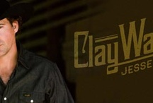 Clay Walker / by Country Music Rocks