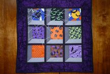 Halloween Quilts / by Richard and Tanya Quilts