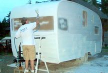 Retro camping / by Sue Erickson