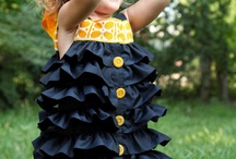 Clothes for little girls / by Leslie Evans