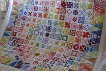 Dear Jane Quilt Ideas! / by Marie Joerger