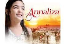 Annaliza / Annaliza  Philippine TV drama ABS-CBN / by Pinoy Favorites