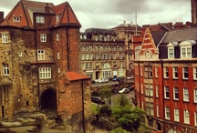 Newcastle upon Tyne / by Love It Love It Love It (Ruth)