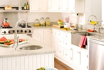 kitchen ideas / by Kathryn Whittemore