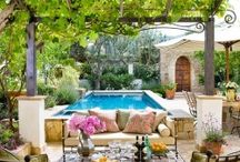 Outdoor Spaces / by Jacqueline Pollock