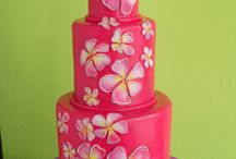 wedding/birthday/fancy design cakes / by Coleen Buates-Neufeld