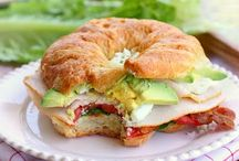 Sandwiches!!!! / by Amy Dutchuk