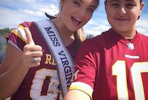 #RedskinsSelfies / Show us your selfie supporting the Redskins! Follow us on Instagram (instagram.com/redskins) and tag your post with #RedskinsSelfies. / by Washington Redskins