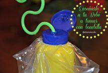 Desarrollo Del Bebé / Secretos para el desarrollo óptimo de tu bebé / by Eliana Tardio