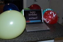Birthday Ideas / by Sheree Skousen McNeil