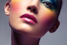 makeup, makeup, makeup / by Ashley Fjeldstrom