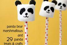 Panda Theme Unit / by Melinda Curran
