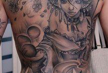 Ink  / by Kelly Salcedo
