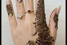 henna / Anam Lasne tarafından