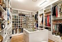 Closet Space&Organization / by Tyla Dean-Soto