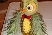 Art I like - Food art / by weildkat art and design.com