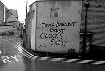 Graffiti / by Arielle Barels