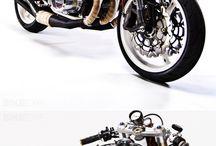 motos y mas motos... / by Melquisedec Molina morillo