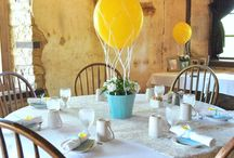 Future Party Ideas / by Ashley Peric