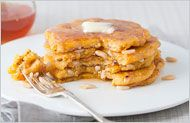 Flipping for Flapjacks (Pancake Day) / Breakfast all day is the best, and these are my favorite pancake and flapjack recipes in honor of International Pancake Day (Shrove Tuesday): http://www.shoestringmag.com/node/467 / by Melissa Massello