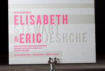 Modern Invites + Paper / by Kate Myhre // Modernly Wed