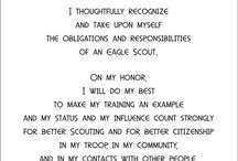 Eagle Scout / by Carma