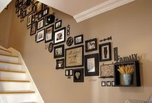 Decorating Ideas - Hanging Pictures / by Patti Ewing