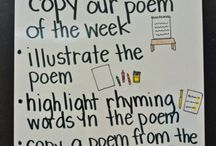 School- Anchor Charts/Helpful Signs / by Katie Dwyer Fugate