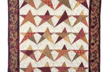 Quilting / by Crystal Willich