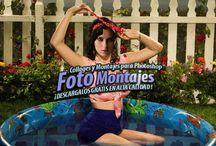 Fotomontajes con Famosos / by Fotoefectos Efectos para Fotos