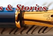 Articles & Stories for Class / by Carmen Campos