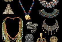 Jewelry Egypt / Египетские украшения / by Марина