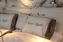 Home - Bedroom / by Sara Schafer