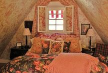 Bedrooms / by Amy Chalmers - Maison Decor