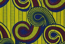 African Patterns / by Amy Jo Tyson