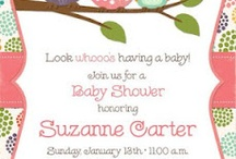 Baby shower / by Andrea Brewer