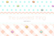 Sweetest Thing Collection / by G-Stage | www.gstagelove.com