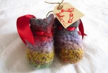 t r i c o t & e m b r o d e r y / knitting, crochet, embroidery, textils / by Marta Claret