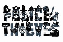 Graphics and Typography / by Lu Yin Wai
