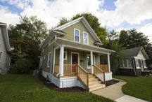 Recently remodeled home near Notre Dame FOR SALE / 814 St. Louis Blvd. N., South Bend, IN 46617 / by InspiredInMichiana