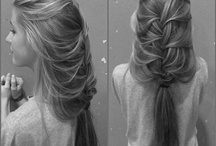 I Like My Hair, Really It Is Pleasant To The Touch / by Stephanie Pierce
