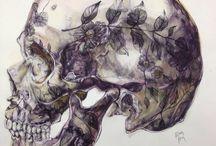 Skullies / by Cat Winterfox