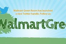 """Walmart Green: Pin to Win"" / by Nasim Mirzaei"