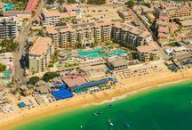 Casa Dorada Aerial Views / Beautiful views of our resort / by Casa Dorada Resort - Cabo San Lucas