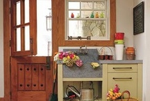 Laundry/Mud Room / by Stacey Howarth